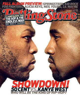 50 Cent x Kanye West