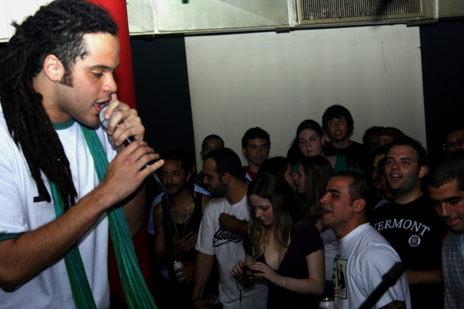 MC Crespo, do Casa Di Caboclo by Elza Cohen