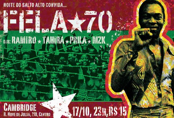 Festa celebra a obra de Fela Kuti