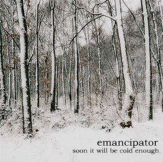 Capa do álbum de estréia de Emancipator