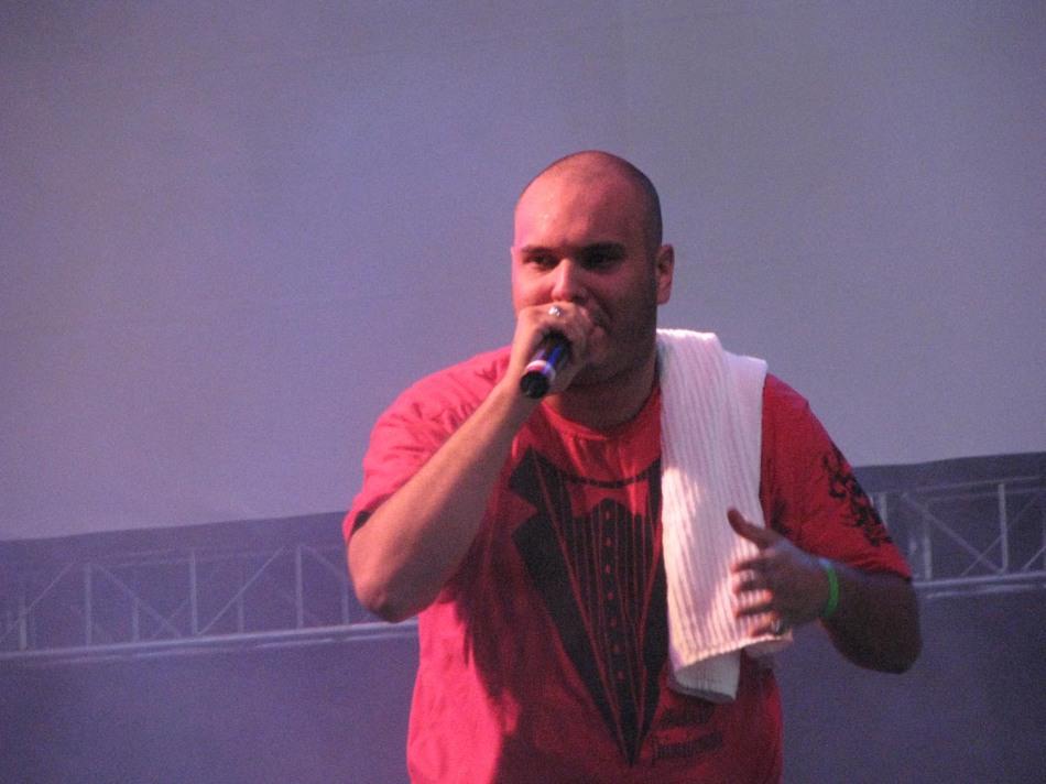 Doncesão e sua banca marcaram a abertura do Indie 08' (D. Cunha)