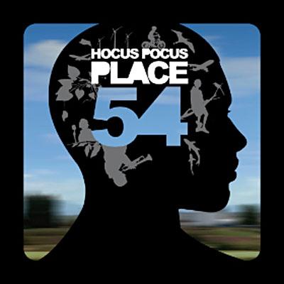 Capa do disco Place 54, lançado em 2007
