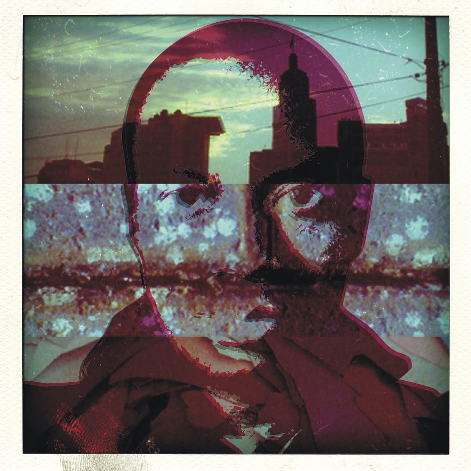 """Imagem da capa da fita mixada """"Magus Operandi"""" by Jean Schwarz"""
