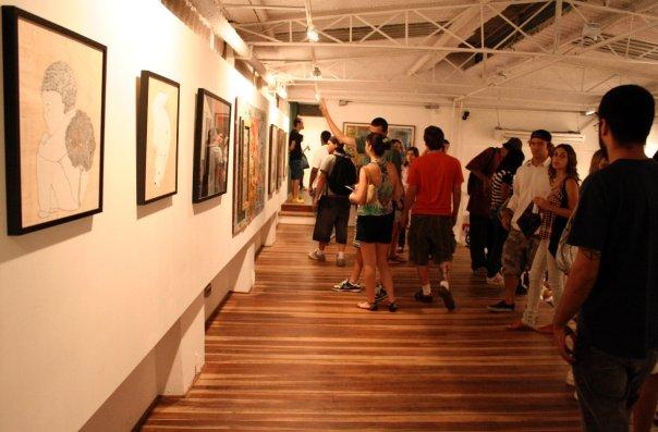 Inauguração do Espaço +Soma (14/03) por Elza Cohen