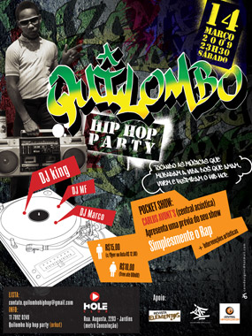 quilombo-party
