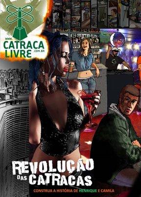 revoluçao das catracas
