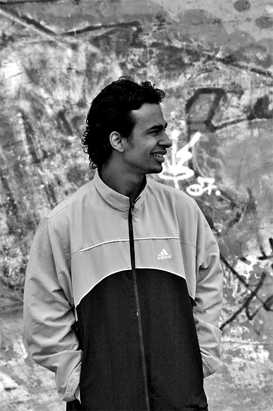 Arthur Moura; músico e beatmaker do Fluxo (RJ)