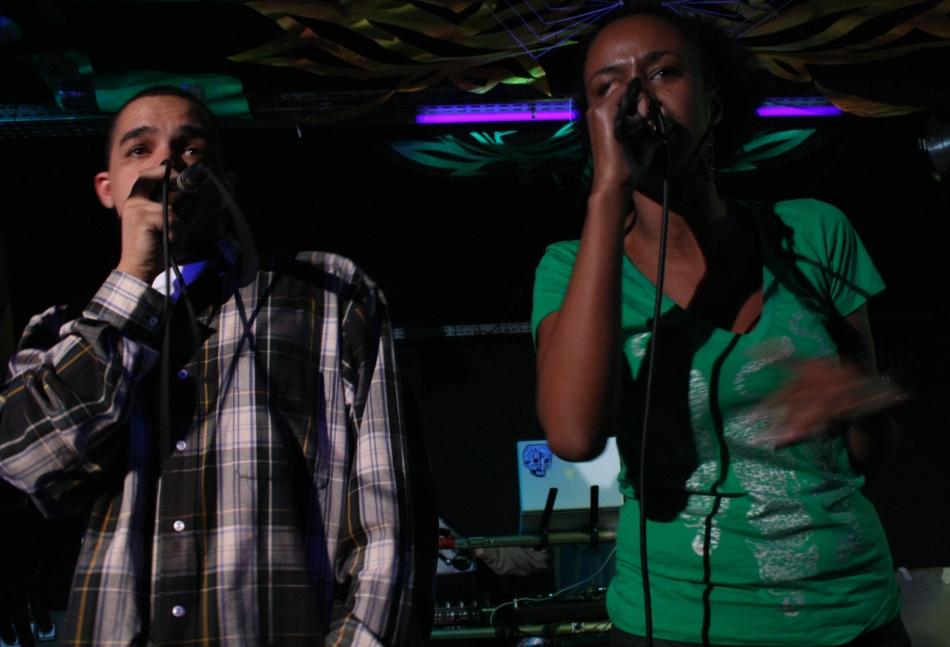 Rick e Stefanie por Janaína