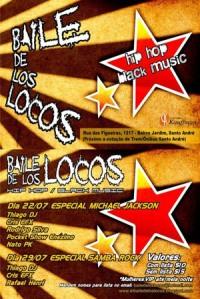 Baile de Los Locos - MJ