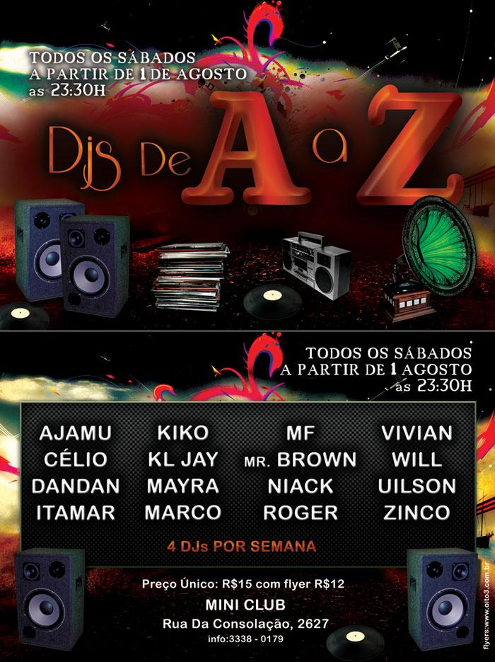 DJs de A-Z