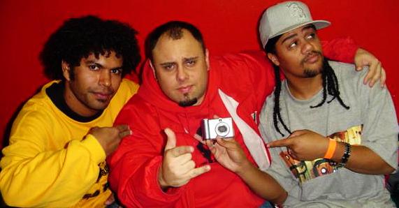 DJ Anderson (Ultramen) Noise D e DJ Primo (R.I.P.) - Arquivo Noise D