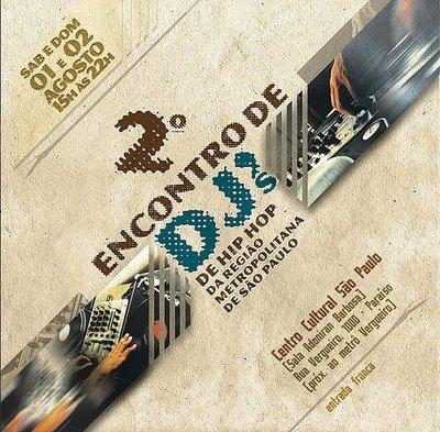 SEGUNDO  ENCONTRO DE DJS