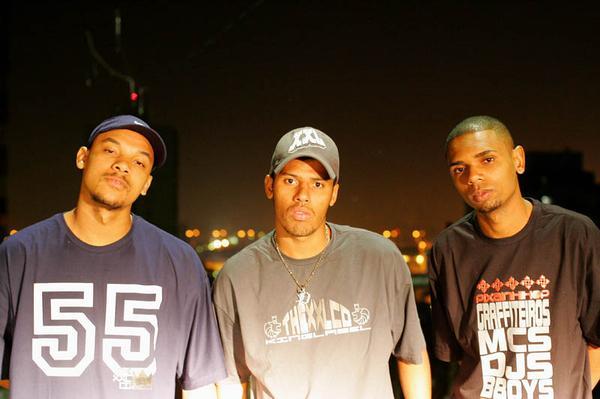 Foto do MySpace do grupo