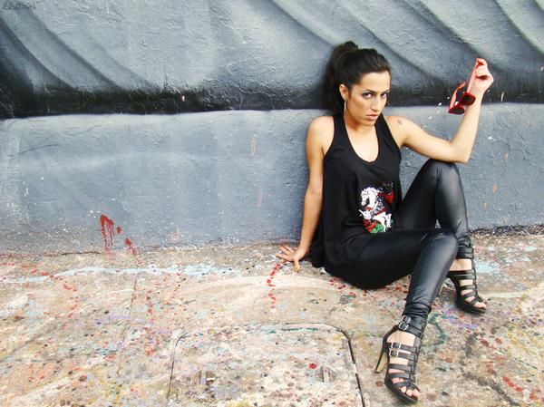 Lívia Cruz (Divulgação Myspace)