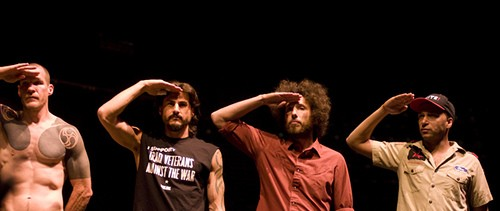 Rage Against The Machine por Tobin Voggesser